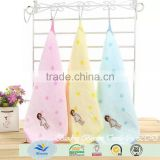 home textiles good quality embroidered 100% cotton hand towels