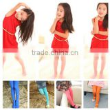 Spring Summer Girls High Elastic Velvet Pantyhose Child Ballet Tights 17 Candy Colors Girls Stockings Kids 3 to10Y