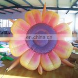 Giant inflatable flower decoration,wedding inflatable flower,inflatable flower