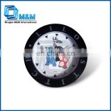 Modern plastic grandfather clock for sales