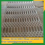 Broome Aluminum amplimesh grille metal mag fencing diamond grille for door