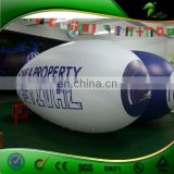 Custom Color and Logo Printing Blimp/ RC Blimp Airship, Toy Airplane for Sale