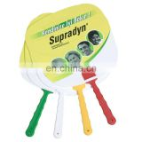 custom making advertising high quality make hand held fans