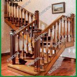 Shenzhen Yi Mei Deng Stairs Supply Villa Deluxe Duplex Whole Solid Wood Stairs