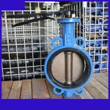 2507 disc desulfurized butterfly valve for desulfurization system