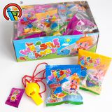 Whistle Toys with Popping Candy