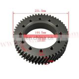 Forklift Parts Gearbox Big Gear Ring and Pinion for 7FB20-30 with 33341-33130-71