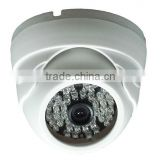 48pcs night vision TVI HD and 2 megapixels indoor dome camera CCTV video camera security camera systems