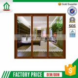 New Design Factory Price Aluminum Sliding Door With Lock