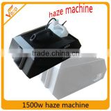 Best selling stage equipment 1500w haze machine fog pump smoke machine