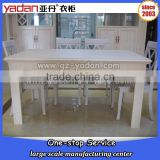 white lacquer dining table model with price