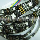 Christmas decorative lights 32leds DC5V 12mm Diffused Digital RGB LED Pixels Lights WS2801 Addressable Color