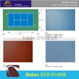 Professional Sport Floor Palstic Flooring Table Tennis PVC Floor