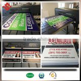 pp corrugated plastic a frame sign advertising 4x8 coroplast corflute plastic board