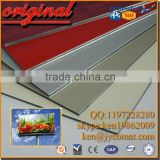 pet aluminum composite panel pvdf exterior aluminum composite panels aluminum composite panel (acp / acm - flash silver)