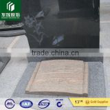 Nice Design Bible Shape Granite Headstone Monument, Book Style Granite Headstone