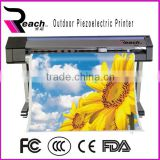 Outdoor Advertising Printer printing width1.8m with 2pcs Epson DX5 Piezo Print head China supplier