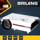 Projector from China full hd 3d led projector built-in TV for mini projector smart and DLP projector