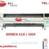 INquiry about YASELAN 3.2m solvent printer 8 KONICA 512i heads YSL-X9                                                                         Quality Choice