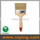 long handle round paint brush boar bristle brush wholesale
