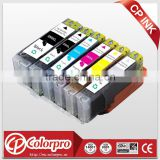 factory price 5 ink Cartridge for canon PGI-250 CLI-251 for canon printer PIXMA MG5520 MG6420 MG7120