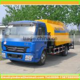 New design 2015 5000 litres bitumen sprayer truck