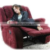 2013 New Design, Flannel Fabric Cover manual or Electric control Function Chair one person sofa bed furniture G001-3B