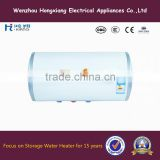 CE bathroom shower electric storage water heater thermostat / used water heaters 10-100L