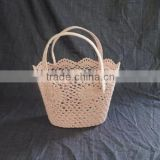 Manufacturers selling the new color of making handmade cotton basket, portable baskets