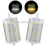 R7S 6W / 10W 85-265V 78mm 118mm LED Bulb 30pcs 48pcs 2835SMD Energy Saving LED Flood Light Floodlight Lamp White/Warm White