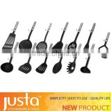 2015 hot selling kitchen accessories /food grade nylon kitchen tool set /colorful nylon kitchen utensil set