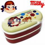 Japanese microwavable bento plastic lunch box in wide selections