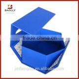 Foldable Kraft Paper box for Food & Moving With Special Structure                                                                         Quality Choice