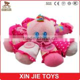 custom made musical soft baby toy OEM stuffed baby toys plush material electronic baby toys                                                                         Quality Choice