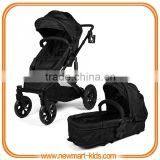New Design Travel System Stroller Car Seat Bassinet EN1888 standard