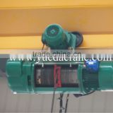 Siemens Electrical Contactor Electric Hoist With Monorail