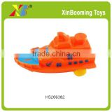 7CM small plastic toy boat for promotion