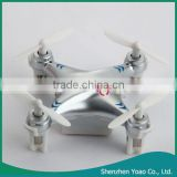 New Arrival 2.4GHz 6 Axis Gyro RC Quad Copter with LED Colorful Light