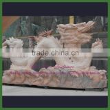 Wholesale Outdoor Chinese Decorative Marble Dragon Statue