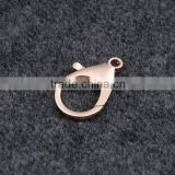 Alloy lobster clasp bag hook