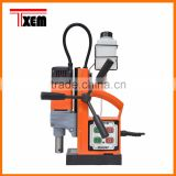 Portable Magnetic Drill / Hot Sale Portable Magetic Drill with capacity 12-38mm,1100w-TX-CZZ-mini38/50