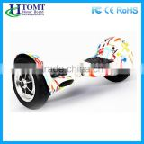 Top selling products 2015 two wheels self balancing scooter 10 inch wholesale hoverboard with bluetooth speaker and remote