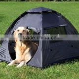 Dog Tent Dogs Canvas Kennel Outdoor Pet Tents Bed