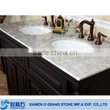 high end statuario marble modern double sink bathroom vanity                                                                         Quality Choice