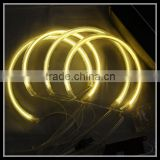 yellow angel eyes lighting e46 headlight halo rings ccfl angel eyes for bmw e46 non projector