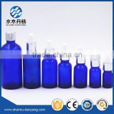 5ml-100ml Cobalt blue european dropper glass bottles                                                                                                         Supplier's Choice