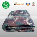 Competitive price Antipilling fire retardant machine washable home use moving pads moving blanket