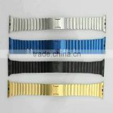 stainless steel mesh bracelet for Apple watch wire mesh bracelet watch band strap wire mesh watch band strap