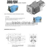 Permco Hydraulic Gear Pump 360/124 Series