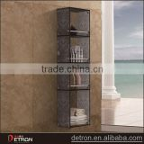 Bathroom shelf wall mounted corner shower caddy